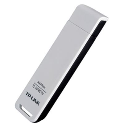 Imagem de ADAPTADOR TP-LINK WIRELESS USB N 300MBPS - TL-WN821N