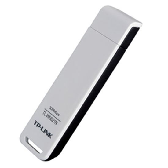 Picture of ADAPTADOR TP-LINK WIRELESS USB N 300MBPS - TL-WN821N
