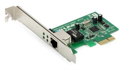 Imagem de ADAPTADOR DE REDE EHERNET 10/100/1000 PCIE [EXPRESS] COM SUPORTE A WAKE-ON-LAN, IEEE 802.1P/Q TAG-VLAN - TG-3468