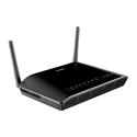 Imagem de ROTEADOR + MODEM N 300MBPS ADSL2 + COM 4 PORTAS, 2 ANTENAS