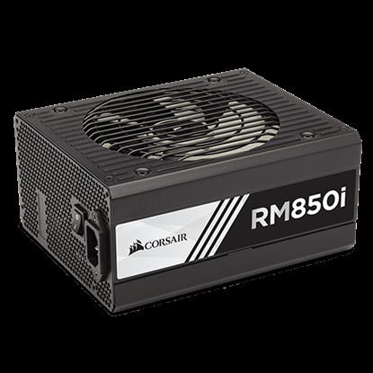 Imagem de FONTE CORSAIR RM850i DIGITAL 850W MODULAR 80 PLUS GOLD [CORSAIR LINK] - CP-9020083