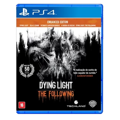 Imagem de DYING LIGHT ENHANCED EDITION  - PS4