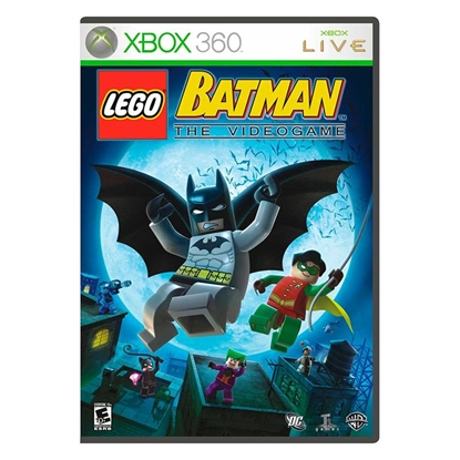 Imagem de LEGO BATMAN 1 - X360
