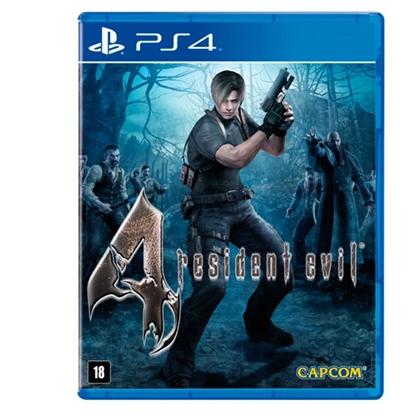 Imagem de RESIDENT EVIL 4 - PS4