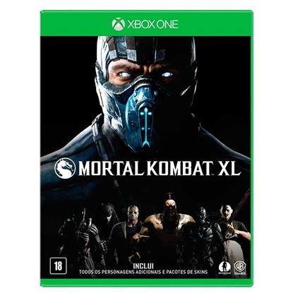 Imagem de MORTAL KOMBAT XL - XONE
