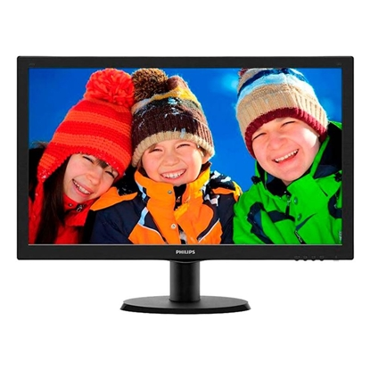 "Imagem de MONITOR PHILIPS 23,6"" LED WIDE - 243V5QHABA"