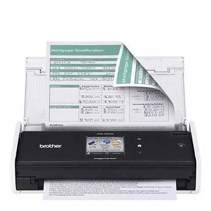 Imagem de BROTHER SCANNER ADS-1500W