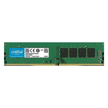 Imagem de MEMORIA CRUCIAL DESKTOP 8GB - DDR4 - 2133MHZ - CL15 - PC4-17000 - DIMM- MICRON