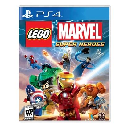 Imagem de LEGO MARVEL - PS4