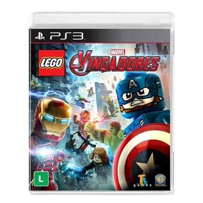 Imagem de LEGO MARVEL VINGADORES - PS3