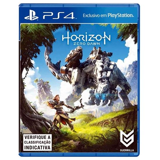 Picture of HORIZON ZERO DAWN - PS4