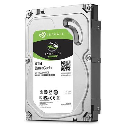 """Imagem de HD SEAGATE BARRACUDA 4TB, SATA III, 6.0 GB/S, 64GB, 3.5"""", 5900 RPM - DESKTOP"""