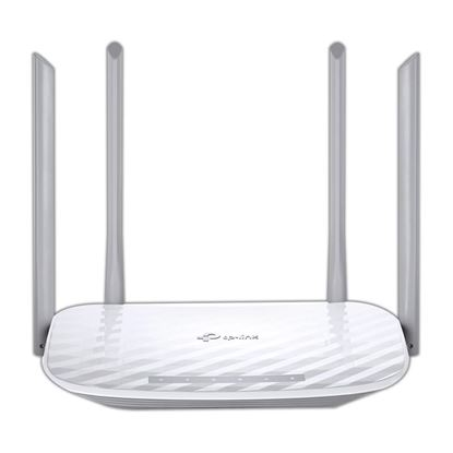 Imagem de ROTEADOR TP-LINK WIRELESS AC1200 - DUAL BAND - 4 ANTENAS - FACEBOOK CHECK IN - ARCHER C50