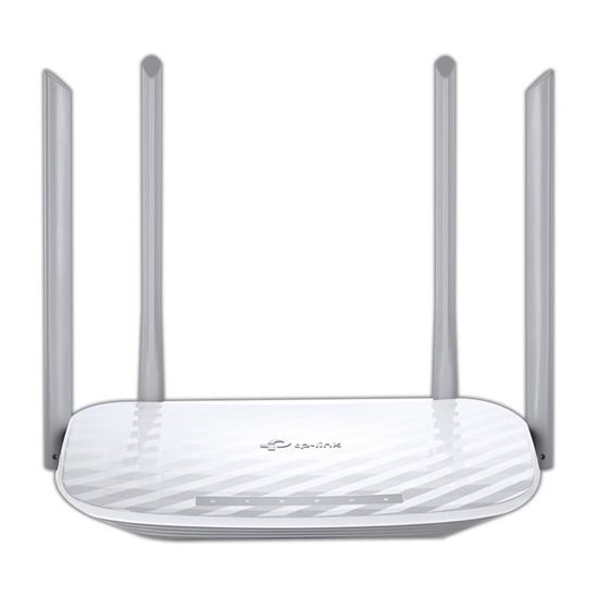 Picture of ROTEADOR TP-LINK WIRELESS AC1200 - DUAL BAND - 4 ANTENAS - FACEBOOK CHECK IN - ARCHER C50