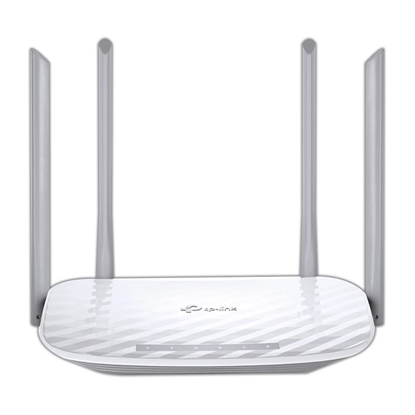 Imagem de TP-LINK ROTEADOR WIRELESS AC1200 - DUAL BAND - 4 ANTENAS - FACEBOOK CHECK IN - ARCHER C50