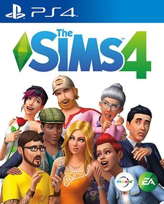 Imagem de THE SIMS 4 PS4 BR