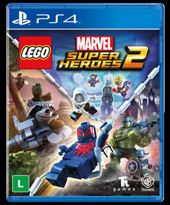 Imagem de LEGO MARVEL SUPER HEROES 2 BR PS4