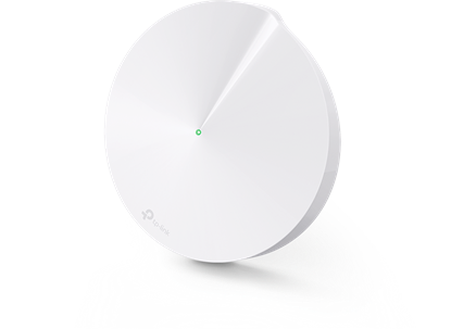Imagem de ROTEADOR TP-LINK WIRELESS AC1300 [PACK C/ 3] C/ 2 PORTAS ETHERNET GIGABIT - 2.4 E 5 GHZ - DECO M5
