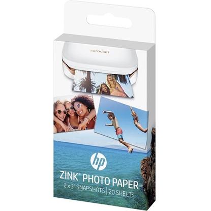 Imagem de HP PAPEL FOTOGRAFICO SPROCKET 20 FOLHAS