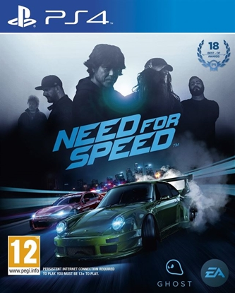 Imagem de NEED FOR SPEED PS4