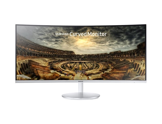 "Picture of MONITOR SAMSUNG FULL HD 34"" CURVO C34F791 BRANCO"