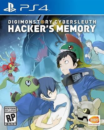 Imagem de DIGIMON STORY CYBER SLEUTH HACKERS' MEMORY- PS4