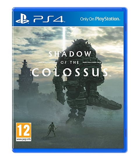 Picture of SHADOW OF THE COLOSSUS PS4