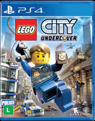 Imagem de LEGO CITY UNDERCOVER BR PS4