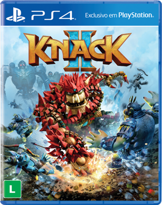 Imagem de KNACK 2 - PS4