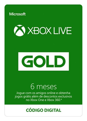 Imagem de LIVE DIGITAL 6 MESES GOLD BRAZIL