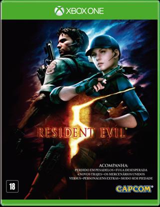 Imagem de RESIDENT EVIL 5 - XONE