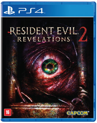 Imagem de RESIDENT EVIL REVELATIONS 2 - PS4