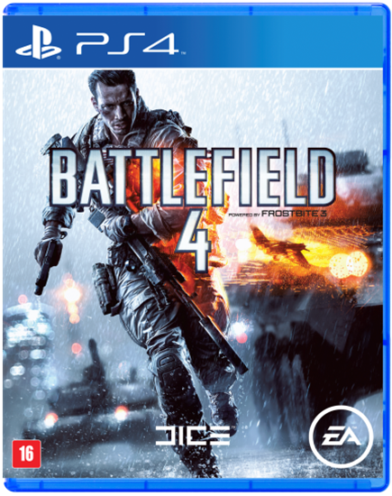 Picture of BATTLEFIELD 4 - PS4