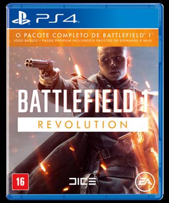 Imagem de BATTLEFIELD 1 REVOLUTION PS4