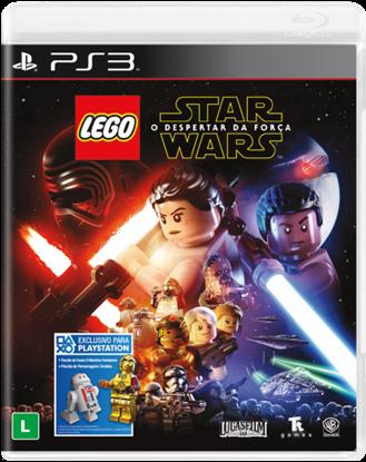 Imagem de LEGO STAR WARS - O DESPERTAR - PS3