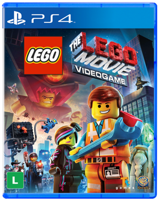 Imagem de LEGO MOVIE PS4