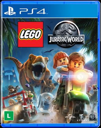 Imagem de LEGO JURASSIC WORLD - PS4