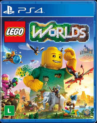 Imagem de LEGO WORLDS PS4
