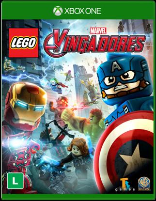 Imagem de LEGO VINGADORES - XONE