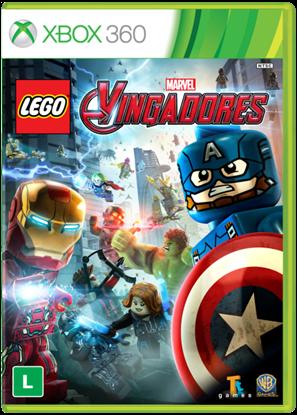 Imagem de LEGO VINGADORES - X360