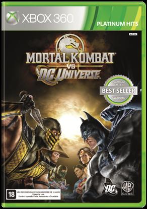 Imagem de MORTAL KOMBAT VS.DC UNIVERSE - X360
