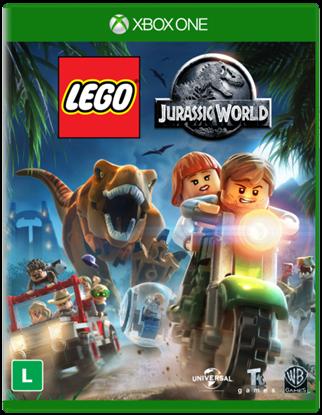 Imagem de LEGO JURASSIC WORLD - XONE