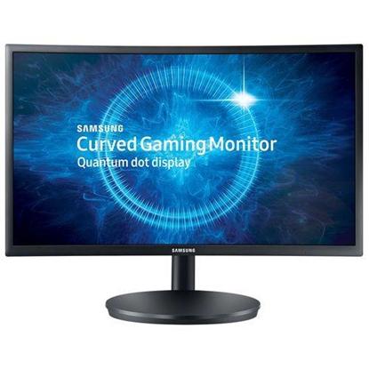 "Imagem de MONITOR SAMSUNG FULL HD 27"" CURVO C27F390F PRETO"