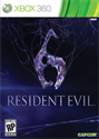 Imagem de RESIDENT EVIL 6 -X360