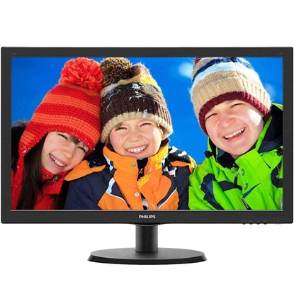 "Imagem de MONITOR PHILIPS 27"" LED WIDE - 273V5LHAB"