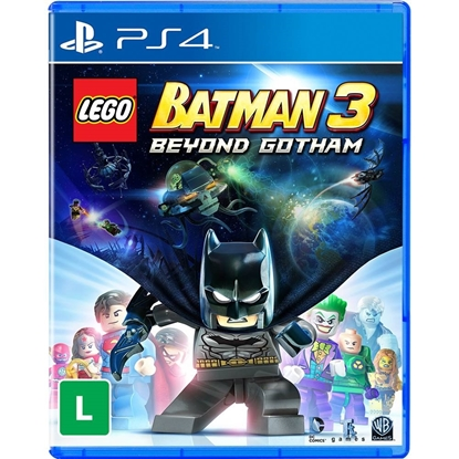 Imagem de LEGO BATMAN 3 - PS4