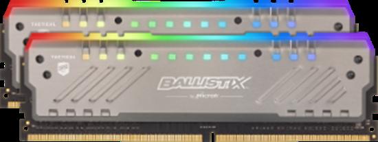 Picture of MEMORIA DESKTOP BALLISTIX TRACER RGB 16GB KIT [8GBx2] DDR4 2666 MT/s [PC4-24000] CL16 SR x8 DIMM - MICRON