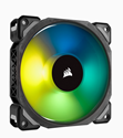 Imagem de COOLER FAN CORSAIR PWM ML120 PRO LED RGB DE 120MM - CO-9050075-WW
