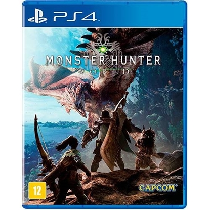 Imagem de MONSTER HUNTER WORLD PS4 BR