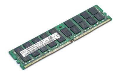 Imagem de MEMÓRIA LENOVO  32GB DDR4 2666 MHZ RDIMM P/ SR530 SR550 SR630 SR650 - 7X77A01304